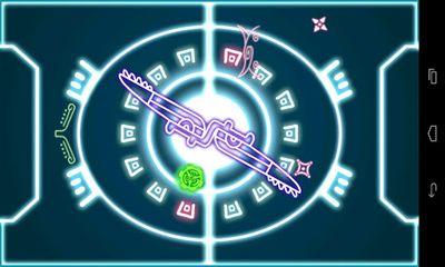 反射神経ゲーム Paddletronic Duel の日本語版