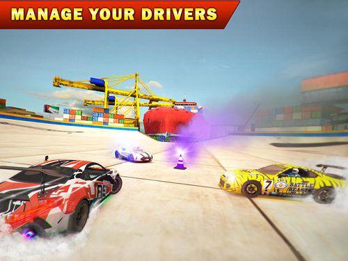 Гонки: Hybrid racing на телефон iOS