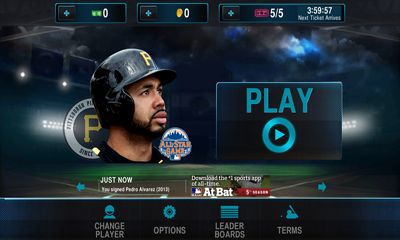 MLB.com Home Run Derby для Android