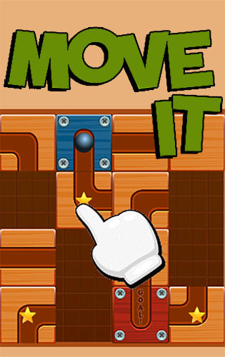 Скриншот Move it: Slide puzzle на андроид