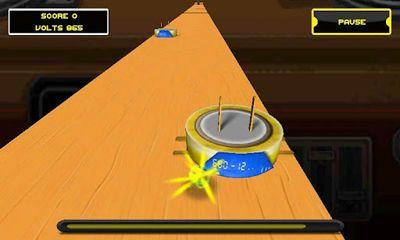 Jumping Electron captura de pantalla 1