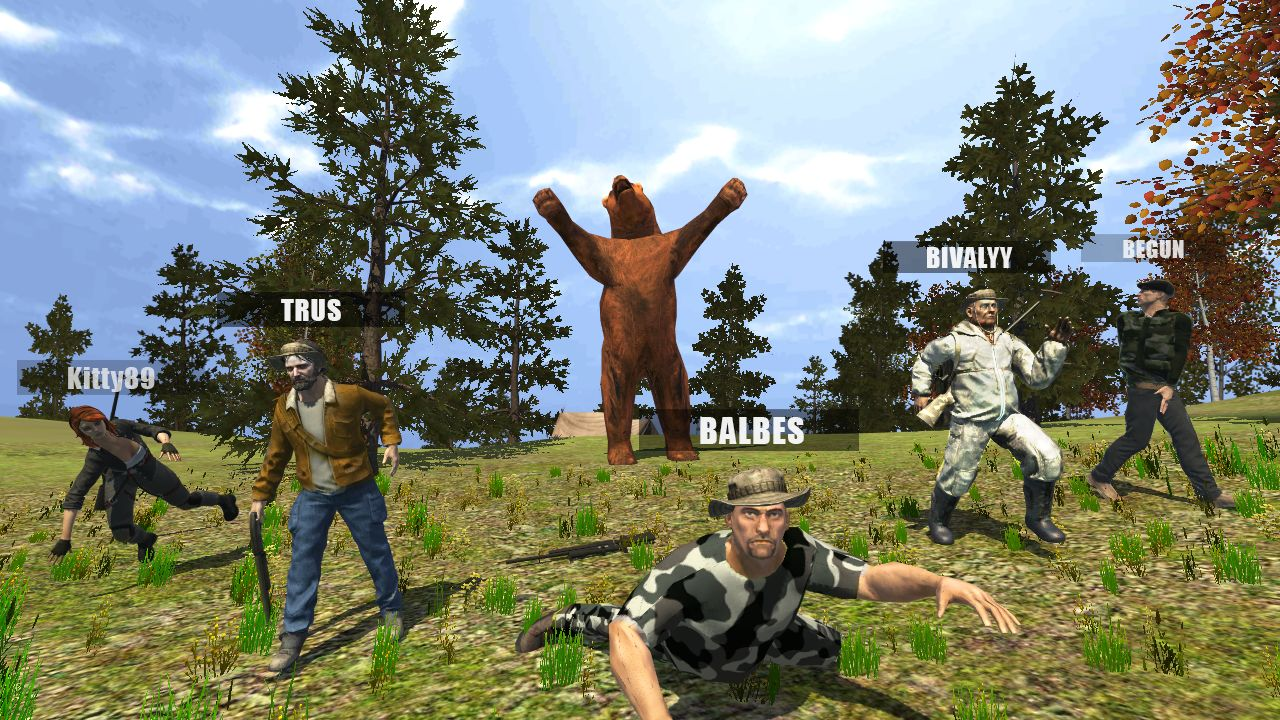 Hunting Online captura de tela 1