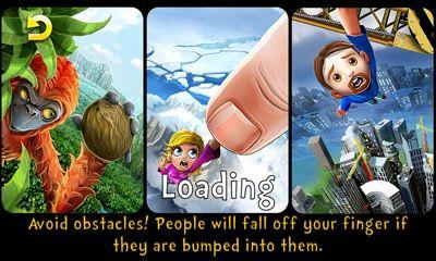 Arcade-Spiele Rescue Me - The Adventures für das Smartphone