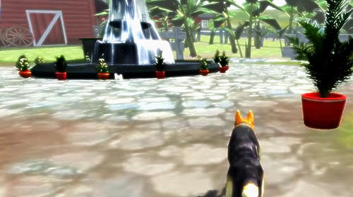 Pet dog games: Pet your dog now in Dog simulator! скриншот 1