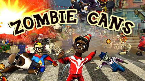 Zombie cans Screenshot