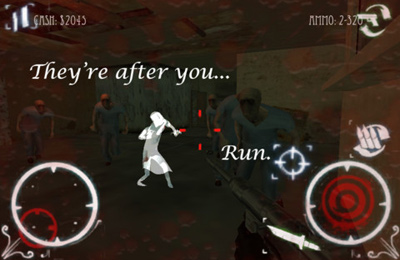 Action games: download Psychosis: Zombies to your phone