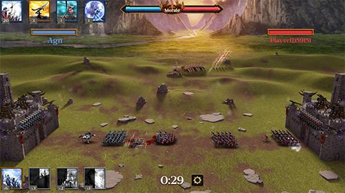 Arrow master: Castle wars für Android