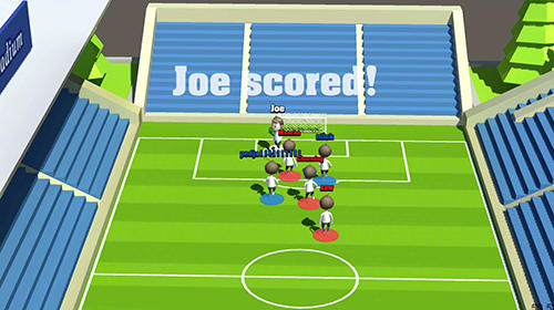 Real Time Champions of Soccer screenshot 2