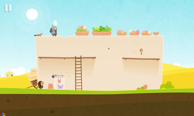 Tiny Thief screenshot 3
