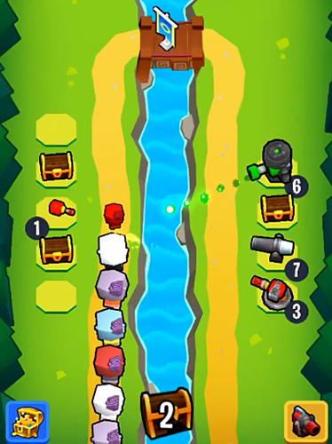 Merge TD: Idle tower defense для Android