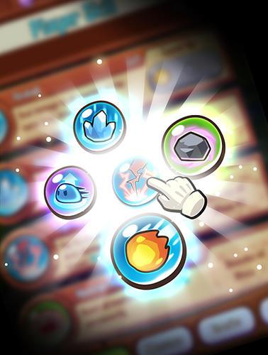 Arcade Summoner's greed für das Smartphone