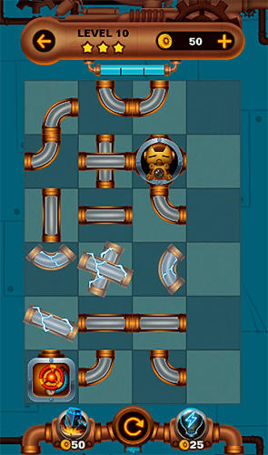 Logic Water pipes: Plumber for smartphone