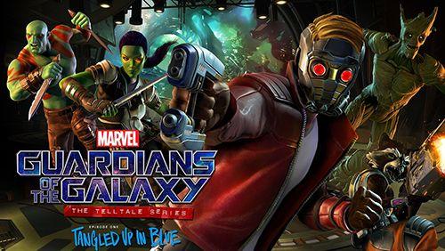 logo Gardiens de galaxie de Marvel