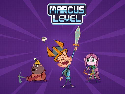 логотип Уровень Маркуса