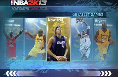 NBA 2K 13 en russe