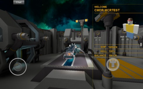 アンドロイド用ゲーム ロブロックス のスクリーンショット