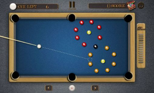 Pool billiards pro for Android