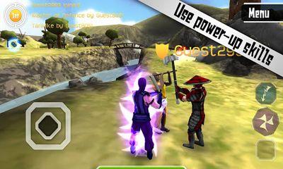 Cutting Edge Arena Screenshot