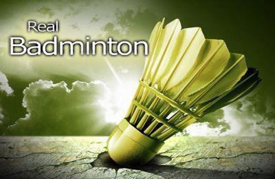 logo Echtes Badminton