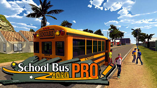 School bus game pro screenshot 1
