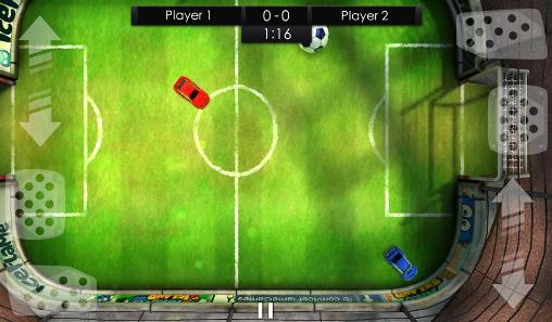 Soccer rally 2: World championship скриншот 2