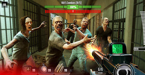 Kill shot virus для Android