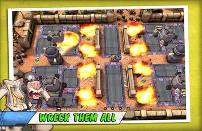 Panzerschlachten - explosiver Spaß! auf Deutsch