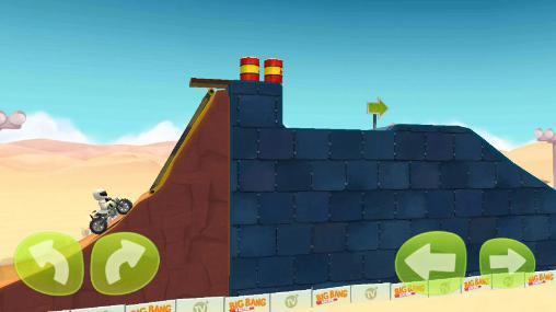 Onlinespiele Big bang racing auf Deutsch
