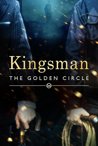 Kingsman: The golden circle game icon