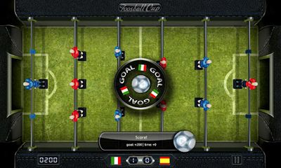 Foosball Cup screenshot 3