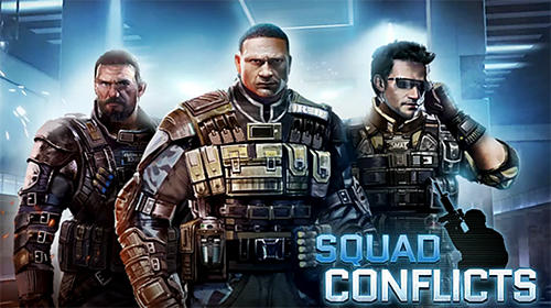 Squad conflicts captura de tela 1