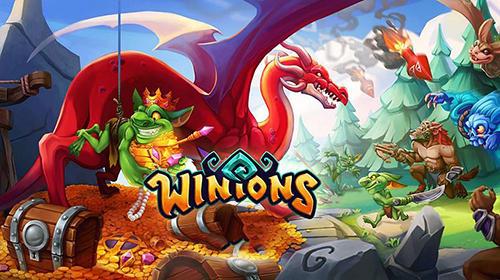 Winions: Mana champions Screenshot