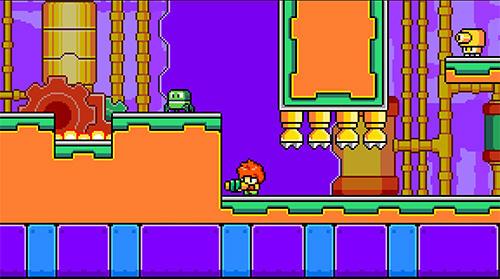 Rumble squad: Pixel game скриншот 4