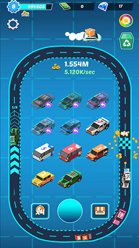 Racing club: Drag to race für Android