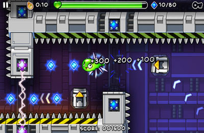 Arcade games: download Spunk and Moxie to your phone