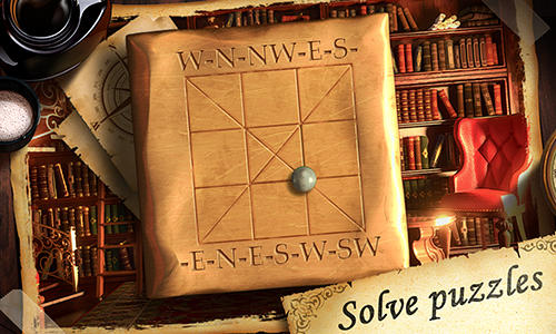 Escape: Mansion of puzzles Screenshot