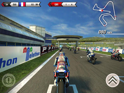 SBK15: Official mobile game für Android