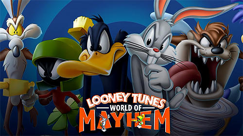 Looney tunes: World of mayhem скріншот 1