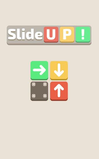 Slide up! Symbol