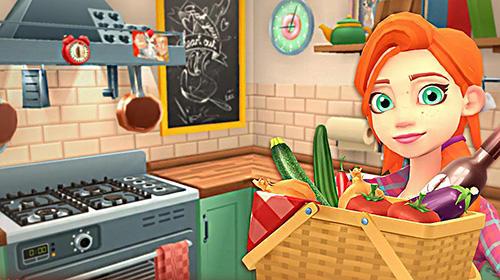 Sara's cooking party captura de tela 1