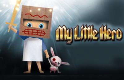 логотип Мой маленький Герой