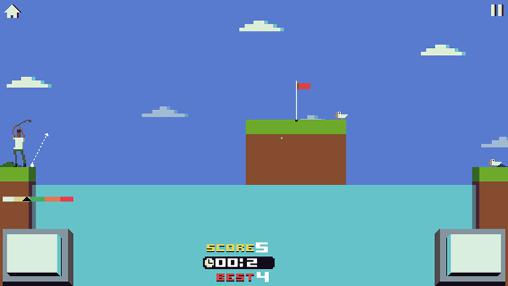 Battle golf capturas de pantalla