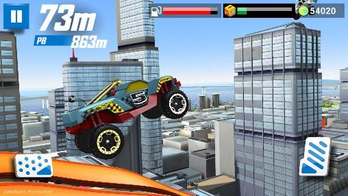 Hot Wheels: Race Off auf Deutsch