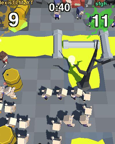 Arcade-Spiele Zonga für das Smartphone