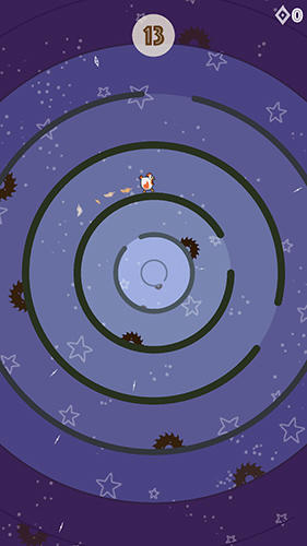 Hell's circle: Addictive tap tap arcade für Android