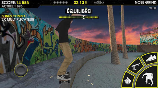 Skateboard party 3 ft. Greg Lutzka для Android