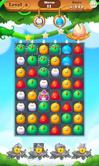 Bird paradise Screenshot