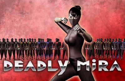 logo Mira Sans Pitié: le Combat de Ninja