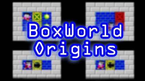 Boxworld origins ícone