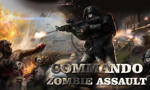 Commando: Zombie assault capture d'écran 1